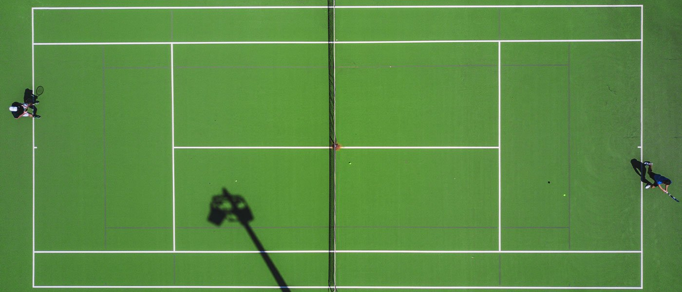 how to analyse tennis