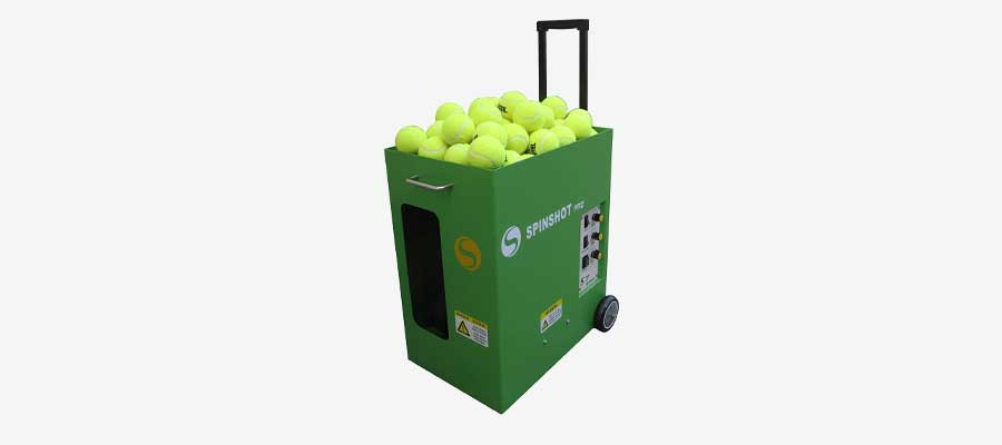 best tennis ball machine
