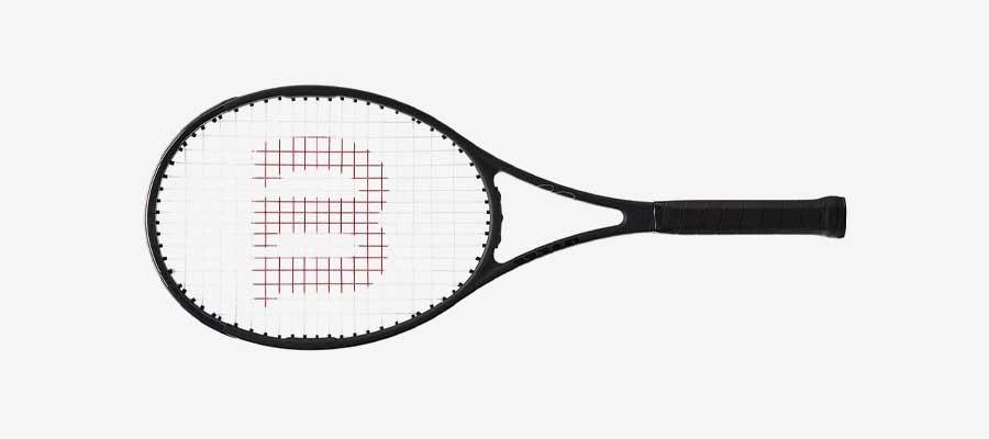 best tennis racket brand - wilson pro staff