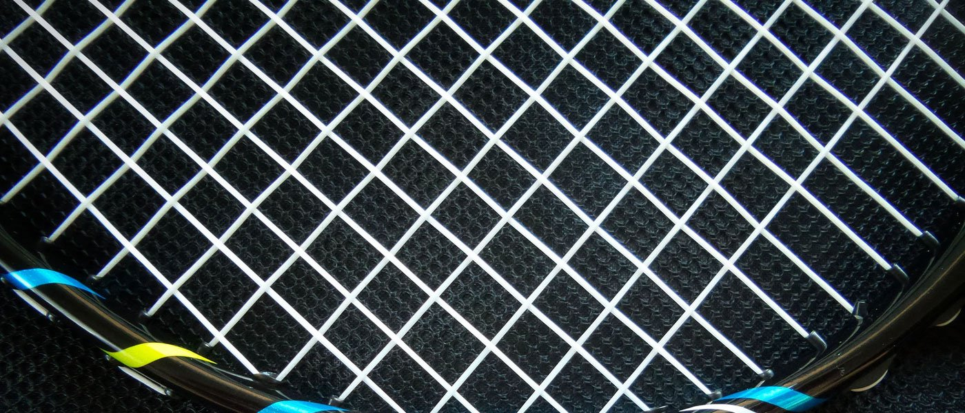 how to choose a tennis string pattern